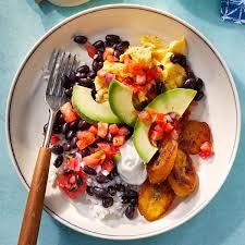 Cuban Breakfast Bowl
