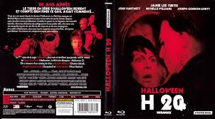 Jamie Lee Curtis Halloween H20 by The Horrors Of Halloween Halloween H20 20 Years Later 1998 Vhs