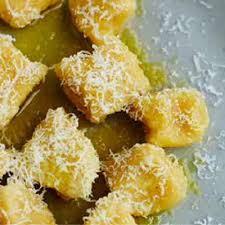 Pumpkin Gnocchi Recipe by Potato And Roasted Pumpkin Gnocchi Recipe