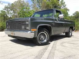 1983 Chevrolet C10 Silverado Pickup For Sale | ClassicCars.com ... Before And After The 1947 Present Chevrolet Gmc Truck Tri Axle Dump Trucks For Sale In Nc Together With Used Mack Or 1983 Silverado 4x4 Stock C104x4 For Sale Near Sarasota Show Frame Up Pro Build 4x4 With Chevy Old Photos Collection Pickup 34 Ton 10 Pickup You Can Buy Summerjob Cash Roadkill Blazer Overview Cargurus Classic Buyers Guide Drive Shortbed Diesel K10