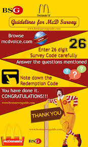 McDVoice (www.mcdvoice.com): McDonald's McD Voice Survey Mcdonalds Card Reload Northern Tool Coupons Printable 2018 On Freecharge Sony Vaio Coupon Codes F Mcdonalds Uae Deals Offers October 2019 Dubaisaverscom Offers Coupons Buy 1 Get Burger Free Oct Mcdelivery Code Malaysia Slim Jim Im Lovin It Malaysia Mcchicken For Only Rm1 Their Promotion Unlimited Delivery Facebook Monopoly Printable Hot 50 Off Promo Its Back Free Breakfast Or Regular Menu Sandwich When You