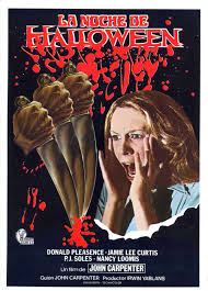 Jamie Lee Curtis Halloween 1978 by Poster For Halloween 1978 Usa Wrong Side Of The Art