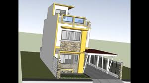 100 2 Storey House With Rooftop Design Two Storey House With Roof Deck YouTube