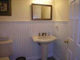 Wainscoting Bathroom Ideas Pictures by Bathroom Impressive Bathroom With Wainscoting Pictures Ideas
