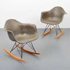 Pair Of Charles & Ray Eames