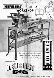 a e herbert woodworker