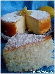 recette avec des oeufs dessert gâteau aux blancs d oeufs version citron a l orée des douceurs