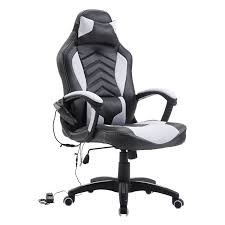 HOMCOM Ergonomic Massage Office Chair Heated Vibrating Swivel ... 9 Best Lounge Chairs With Back Support 2018 Comfort Seating News Office Fniture New Used Madison Liquidators Chair Guide How To Buy A Desk Top 10 In By Star Fort Dodge Big Tall Double Custom Ergonomic Cboard Chairigami Paper Home Diy Cboard Squishy Forts Pillow Cstruction Kits By Ross Currie Vintage Midcentury Modern Ranch Oak And Matching Leather Wheels Has No Rips Or Damages Work Task All American Redekers Bedroom Living Ding Boone Iowa Perfect Solutions Washington Liquidspace