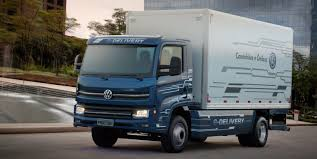 VW Receives Massive Order Of 1,600 All-electric Trucks - Electrek