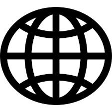 World Wide Web Globe Icons