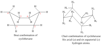 Chair Conformation Of Cyclohexane Ppt by Assalamualaikum Chemsketch