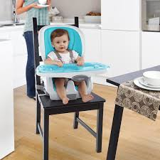 Oxo Seedling High Chair Singapore by Amazon Com Ingenuity Smartclean Trio 3 In 1 High Chair Aqua Baby