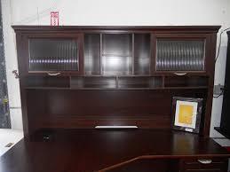 Altra Chadwick Collection L Desk Virginia Cherry by 100 Realspace Magellan Corner Desk Reversible Ikea Small