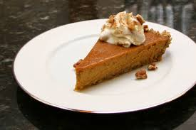 Pumpkin Pie With Pecan Streusel Topping by Pumpkin Pie With Spiced Oat Crust