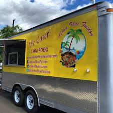 Aloha Thai Fusion - Maui Time Bisac Food Truck Hawaii News And Island Information Truck Covered In Graffiti Parked On The Side Of Road La Going Banas For Bann Honolu Psehonolu Pulse Famous Trucks At North Shore Oahu Usa Serving Traditional Hawaiian Poke Fusion Cuisine Geste Shrimp Mauis New Crave Hooulu Culture Home Carts Something New Kings Frolic Top 5 Maui Travel Leisure Koloa Kauai Hi September 2017 Yellow Stock Photo 719085205