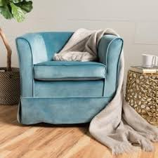 Teal Living Room Set by Accent Chairs Blue Living Room Chairs For Less Overstock Com