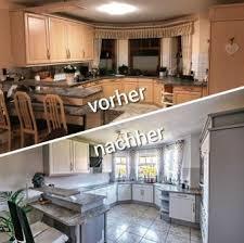renovierung wie neu frische farbe für die küche