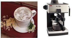 Mc Cafe Espresso Maker