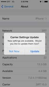 How to Check for a Carrier Settings Update on iPhone and iPad