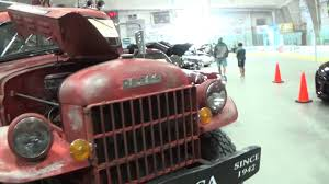 3rd Annual Indoor Car Show Show Northern Lights Arena Alpena