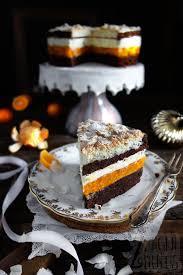 kokosmakronen torte mit mandarinen zungenzirkus