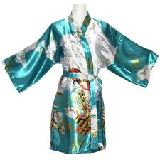 kimono robe de chambre femme de chambre femme kimono