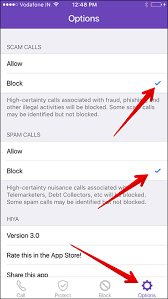 How to Block Spam Phone Calls in iOS 10 on iPhone
