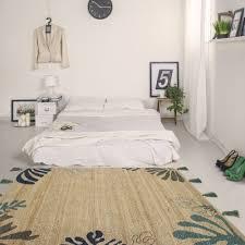 mateho blau grüner teppich