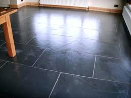 cleaning slate floor tiles riven slate floor before cleaning and