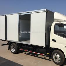 Right Hand Drive Refrigerator Truck - Buy Small Refrigerated Trucks ...