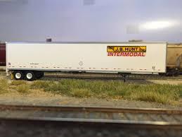 100 Jb Hunt Trucks For Sale Ho 187 Scale JB HUNT Intermodal Truck 53ft Container Trailer