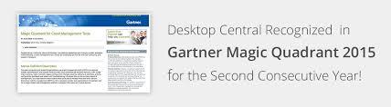 Best Help Desk Software Gartner by Gartner Magic Quadrant For Client Management Tools