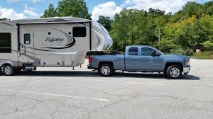 Towing In The Extreme: My 2014 1500 & 33' 5th Wheel RV - 2014 - 2018 ... Get Sued The Easy Way Tow Trailers With Pickups Medium Duty Work Can A Halfton Pickup Truck 5th Wheel Rv Trailer The Fast Top 5 Best Fifth Hitch For Short Bed Trucks Camper Outdoorscart Companion Slider By B W Chevygmc Trucks Company On Twitter Another 4 New For Customers Wheelgooseneck Attachment 300 Minute Man Lifts Tool Box Boxes Hpi Towing In Extreme My 2014 1500 33 2018 Walkabout With Wheels Blog And Bus Shortening Towing School Cversion Rources Stock Photos Images Alamy Sliding Stock Short Bed 975 Diy