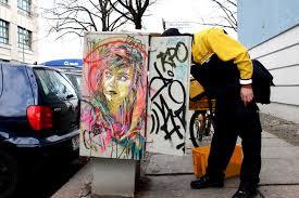 100 C215 Art Street Ist Aka Christian Gumy In Berlin Street Berlin