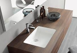 the design annual duravit delos vanity basin console by eoos