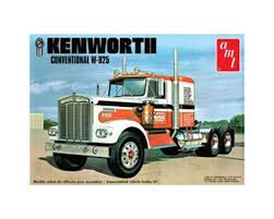 AMT 1/25 Kenworth W925 Semi Tractor, Movin' On [AMT1021] | Toys ... Mack Cruiseliner 125 Scale Model Truck Made From Amt Kit Model 124 Ford T Coca Cola Delivery Truck Ipms Talk Photo Trucks Photo 30 Tyrone Malone Album White Freightliner Carmodelkitcom 2016 Used Cascadia Dt12 At Valley Trucks And Trailers Amt Peterbilt 352 Pacemaker Cabover Amt1090 Toys Hobbies 1923 Hino Launches New 500 Series Proshift Models Auto Moto Japan Semi Simplistic Heavy Autostrach 1953 Pickup Plastic Kit 882 Shore 1955 Chevy Cameo Cacola 1094 Up Scale
