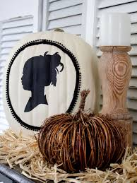 Ways To Carve A Pumpkin Fun by How To Make A Silhouette Pumpkin Hgtv
