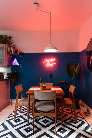 House Tour: A Psychedelic, Vintage Montreal Apartment   Apartment ... The Perfect Piece Neon Chairs Lesauce Table And Chairs Icon In Neon Style One Of Fniture Collection Orange Bright Classic Linen Runner By Chair Covers Linens Party Cporate Event Sayulita Rentals Water Cooler Archives Utility Plus Interiors Unique Neons Tesevent Setups Stretch Chair Covers Tiny Frock Shop Barbie 80s Living Room Set With Accsories Green Spandex Table Cover With Pink Fun An Empty Lounge Area Leather Arm An Elvis Light And Wallpaper Night Reflection Blue Glass Orange Buy Ding Connubia Belgica Inside Modern Coffee Decorative Black Sofa Wooden Tables