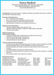 Retail Job Resume Awesome Work Experience Best Sample For Employee Of