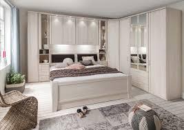 schlafzimmer in polar lärche dekor set komplett