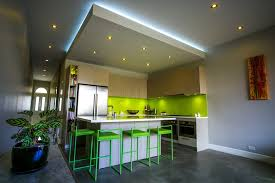 ideas kitchen drop ceiling lighting room decors and design