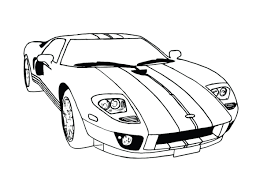 Kids Coloring Pages Cars 2 Free Online To Print Car Sheets Pdf Full Size