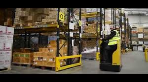 100 Rider Trucks Pallet The NEW Yale MP2025T YouTube