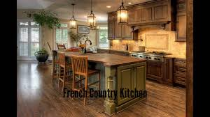 French Country Kitchen Style Kitchens Youtube Cabinet White Maxresdefault Full Size