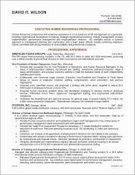 Resume For Career Change With No Experience Unique Sample Profile Beautiful Hr Objective 14