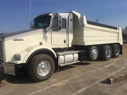 2012 Kenworth T800B Dump Truck For Sale, 303,000 Miles | Missoula ...