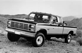 100 Truck Step Up Fords 1st Diesel Pickup Engine