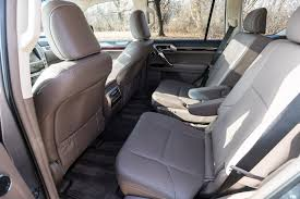 Used Wooden Captains Chairs by Review 2017 Lexus Gx 460 Luxury 95 Octane