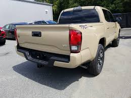 New 2018 Toyota Tacoma TRD Sport Double Cab In Tallahassee #M077423 ... 2018 Toyota Tundra Trd Sport Exterior And Interior Walkaround Preowned Toyota Truck Highlander Le Utility In Hollywood 2017 Tacoma Crew Cab Pickup Hiram Sport Double 5 Bed V6 4x4 At Truck Youtube Review 2015 Is Your Weekend Getaway Bestride New I Tuned Suspension Nav 4 1980 4wd 49k Original Miles Paint 2016 Offroad Vs Mishawaka Jm173303