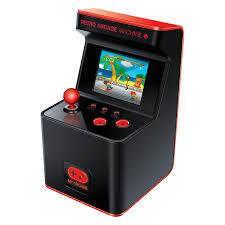 my arcade dgun 2593 portable retro machine 16 bit mini cabinet